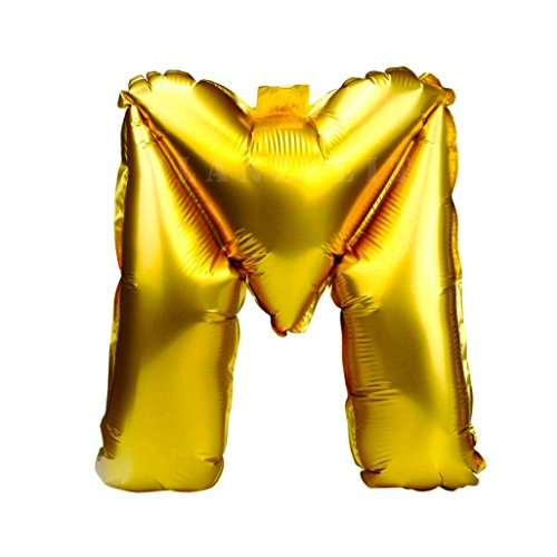 Glanzzeit Balloons Letters Birthday Decoration product image