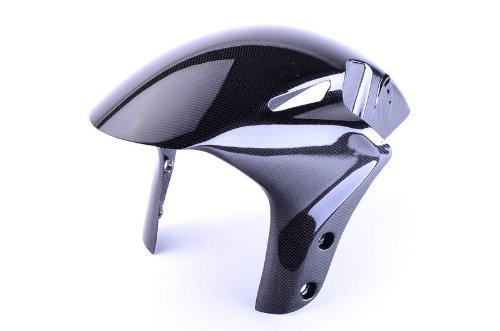 Carbon Fiber Cbr - Bestem CBHO-1K06-FFD Black Carbon Fiber Front Fender for Honda CBR1000RR CBR 1000RR 2004 - 2007