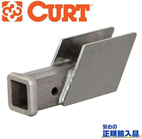 [CURT(カート)正規代理店]ウェルドオンヒッチボックス レシーバーサイズ 2インチ 汎用