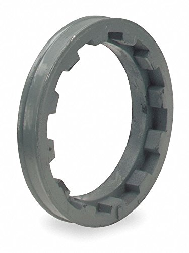 GENTEQ Motor Mounting Ring,2-1/4 Outside Dia. (in.),2 PK,for NEMA Frame 48 - pkg. of 2