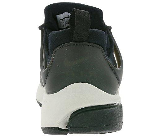 Nike, Uomo, Air Presto Low Utility Black, Tessuto tecnico, Sneakers, Nero Nero