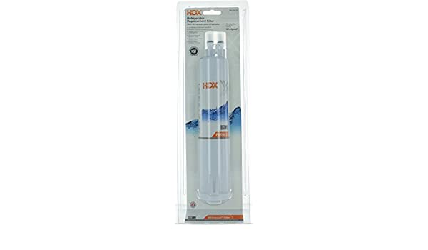 HDX fmw-5 repuesto Filtro de agua/purificador para Whirlpool, Kenmore, y Pur filtro de frigoríficos (Single): Amazon.es: Hogar