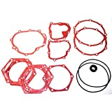 Transmission Gasket Kit, For Beetle & Ghia 61-79, Bus 61-67, Compatible with Dune Buggy