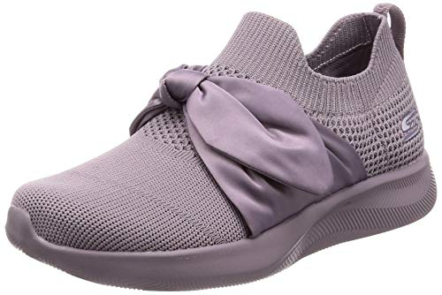 Skechers BOBS from Women's Bobs Squad 2 Mauve 6 B ()