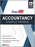 Super20 Accountancy Sample Papers Class 12th CBSE 2018-19