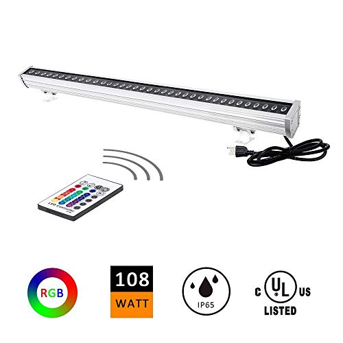 Color Led Wall Washer Light in US - 1
