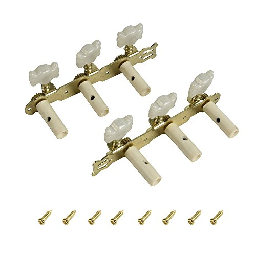 guitar machine head 3l3r 6 string tuning pegs for classic guitar string tunerguitar machine head. Black Bedroom Furniture Sets. Home Design Ideas