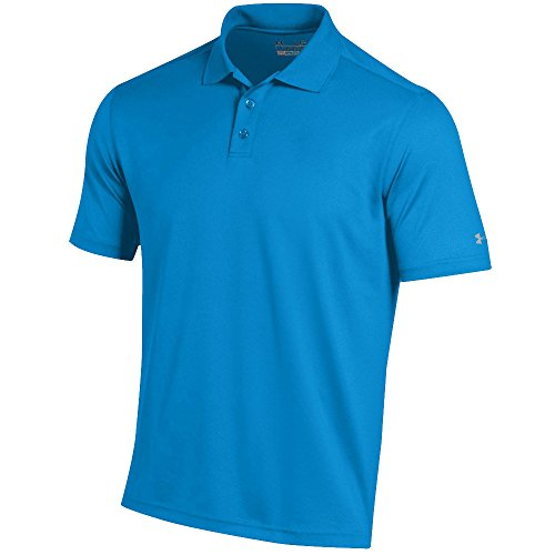 Under Armour Performance Golf Polo 2016 Brilliant Blue Large (Golf Monster Blue)