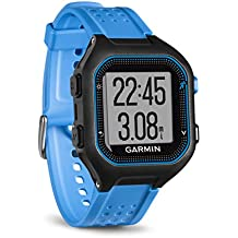 Garmin Forerunner 25 (Large) - Black and Blue