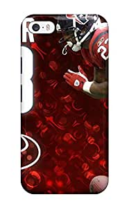 Fashionable Tysexew7569aMhVQ Iphone 5/5s Case Cover For Arian Foster Protective Case(3D PC Soft Case)