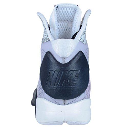 Nike Hyperdunk Og Heren Wit / Blauw Rood