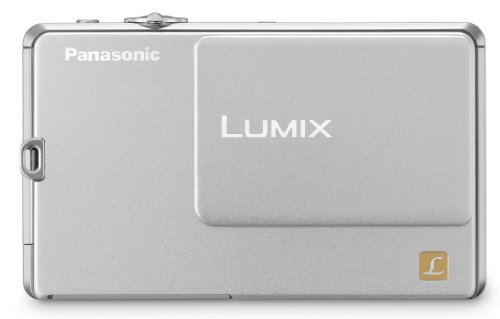 Panasonic Lumix DMC-FP1 12.1 MP Digital Camera with 4x Optical Image Stabilized Zoom and 2.7-Inch LCD (Silver) - Panasonic Switch Cover