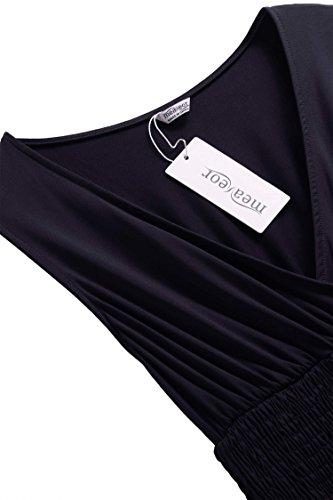 Portefeuille Marine Soire Femmes Bleu Elgante Meaneor Robe Cocktails Crmonie Inspiration Snpqa