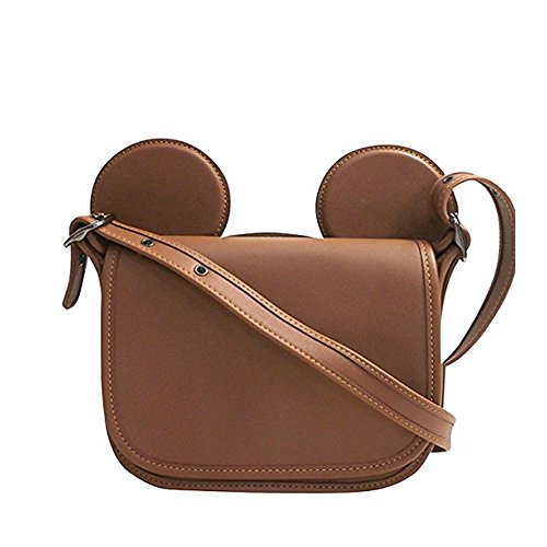 F59369 LEATHER GLOVE EARS ANTIQUE MICKEY PATRICIA COACH SADDLE SADDLE NICKEL WITH IN CALF xpAwxnz6B