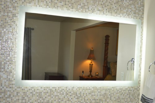 """Mirrors and Marble MAM95531 Commercial Grade 55""""W x 31""""T"""
