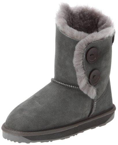 Emu Valery Lo W10541 - Botas para mujer Charcoal