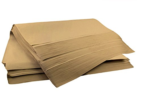 RUSPEPA 24 x 36 Inches Kraft Moving Boxes Packing Paper – 200 Sheets