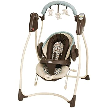 Amazon Com Graco Duo 2 In 1 Swing With Plug Carlisle