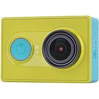 Anti-Shake 1080P 16MP Sports Camera Camcorder w/ Wi-Fi, BT - Green
