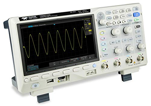 Teledyne Test Tools T3DSO1204 - Four Channel, 200 MHz Bandwidth