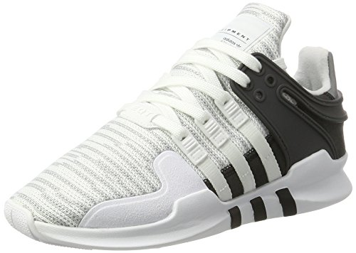 adidas Equipment Support Advanced, Zapatilla de Deporte Bajo El Cuello para Hombre Blanco (FT White / FT White / C Black)