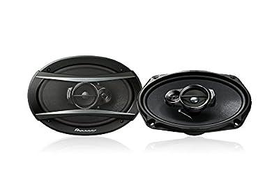 "Pioneer TS-A6966 A Series 6"" X 9"" 420 Watts Max 3-Way Car Speakers Pair"