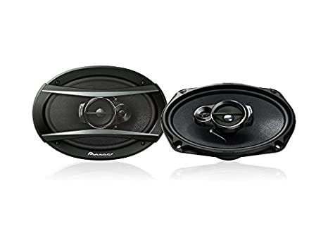 amazon com pioneer tsa6966r ts a6966r 6 x 9 3 way speaker car rh amazon com
