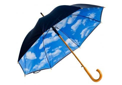 image regarding Umbrella Pattern Printable named Elite Rain Umbrella Vehicle Open up Wood Shaft Umbrella - Suitable Working day