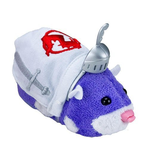 Magical Zhu Zhu Princess Enchanted Hamster Outfit Guard Hamster NOT Included!