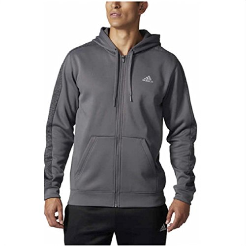 aad5843ca0df Galleon - Adidas Men s Tech Fleece Full Zip Hoodie - M - Gray