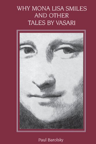 Why Mona Lisa Smiles and Other Tales by (Mona Lisa Smile Painting)
