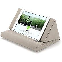 IPEVO PadPillow Stand for iPad Air & iPad 4/3/2/1Nexus/Galaxy - Light Khaki (MEPX-07IP)