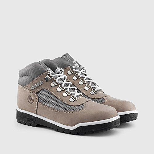 (Timberland Big Kids Field Boot Light Grey tb0a1lxh (5.5 M US))