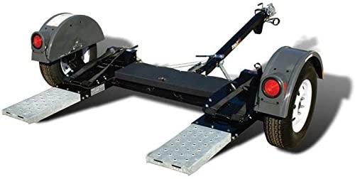 Demco 9713047 Tow-It 2 Tow Dolly with Surge Brakes