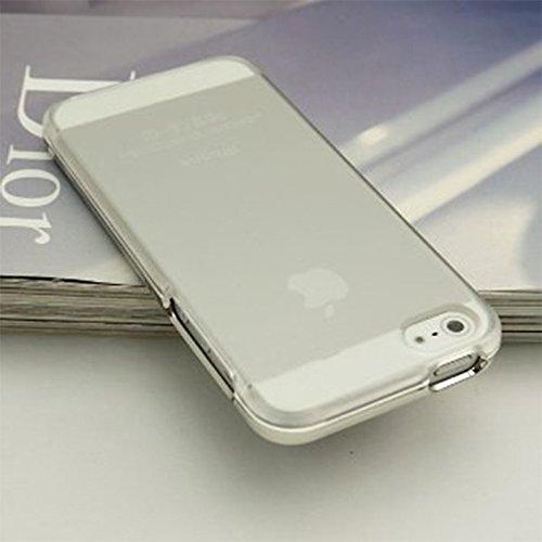 Bumper für Apple iPhone 5 Case - Design Bumper f. Iphone 5 Hülle Case Schale Bumper Silikon Cover Etui