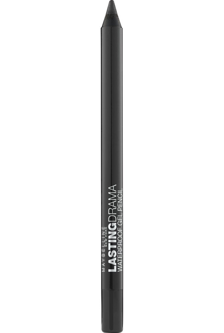 Maybelline New York Eyestudio Lasting Drama Waterproof Gel Pencil Makeup, Sleek Onyx, 2 Count by Maybelline New York (Image #4)
