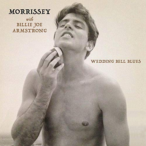 """Album Art for Wedding Bell Blues (Clear Yellow 7"""") by Morrissey"""