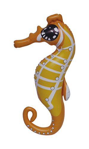 Jet Creations Inflatable Sea Horse, 20