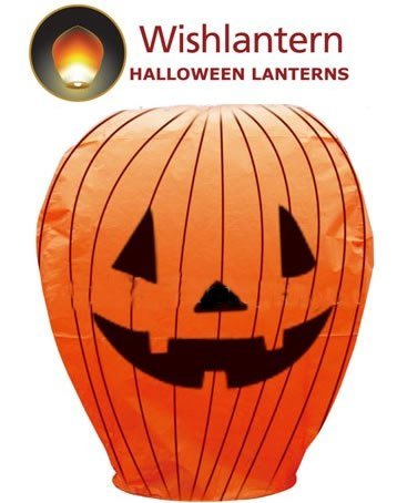 Halloween Wishlantern® (Pack of 50) by Wishlantern®