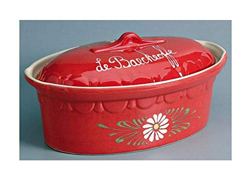 Siegfred 134V6 Cooking Containers, Red
