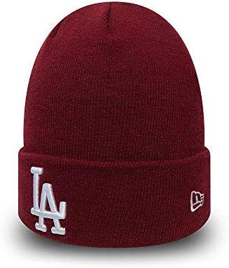 ニューエラエッセンシャルカフニットビーニー〜LA Dodgers (New Era)