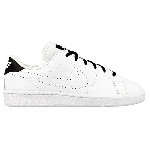 Nike Tennis Classic Prm (Ps), Zapatillas de Tenis para Niños Blanco (White / White-Black)