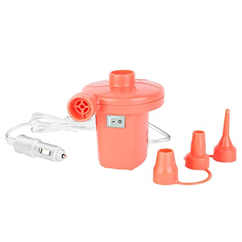 Sunnylife Electric Air Pump Turquoise - Coral, Car Outlet