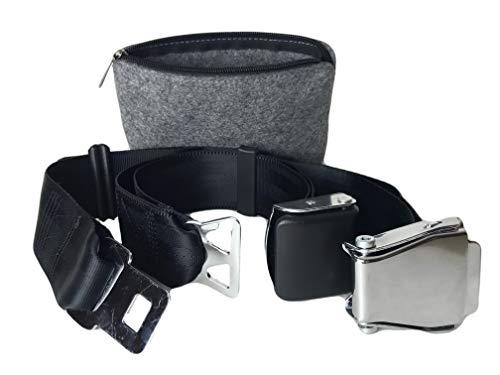 Airplane Seat Belt Extenders | Both Type A & B (Type B - Sou
