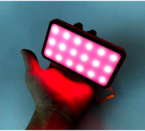 Infrared Portable Rechargeable Swelling Stiffness