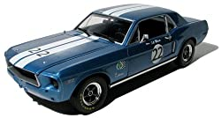 1968 Ford Mustang T/A #22 Bill Maier Racing Tribute Edition 1/18