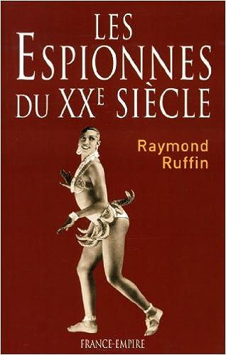 Lire un Les espionnes du XXe siècle pdf ebook