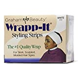 Famis Wrapp-It Styling Strip X-Wide X-Long (Box of 40)