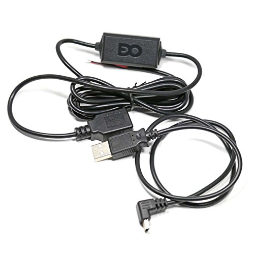 EDO Tech Multi-Use Compact Direct USB Hardwire Car Charge...
