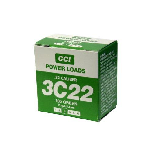 Blank Powerloads Green